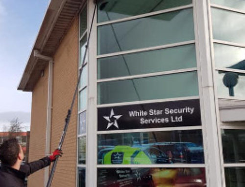 How important is it to work with an Accredited Commercial Window Cleaning Business?