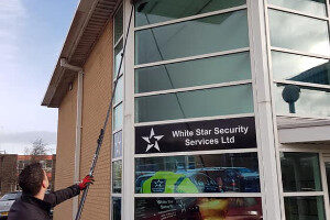 commercal window cleaning leeds