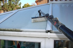 conservatory roof cleaning leeds