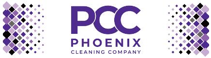 Phoenix Cleaning Company Logo