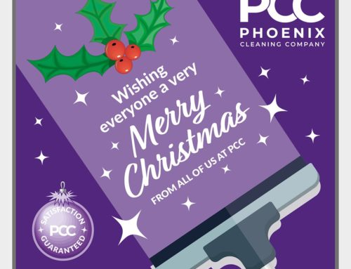 How we're continuing to shape our vision for Phoenix Cleaning Company – 12 months on!