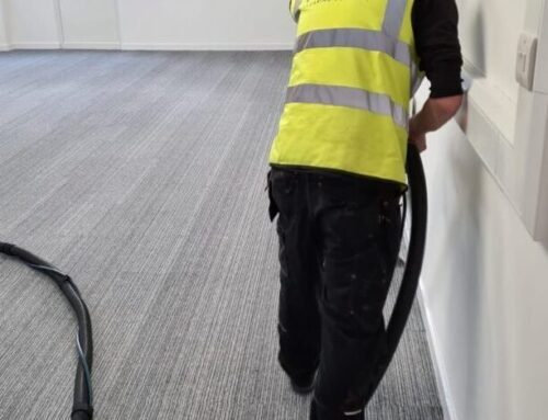 How clean are the carpets in your Office or Commercial Space?