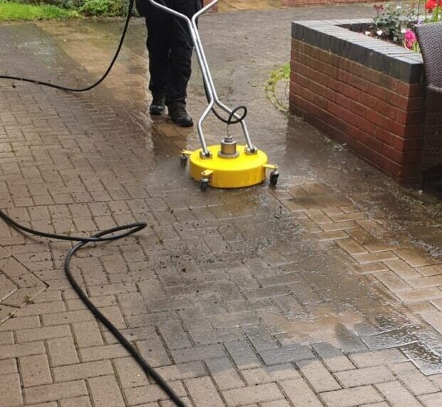 Pressure Washing. Leeds